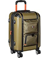 "Tommy Hilfiger Harbor Hybrid 20"" Upright Suitcase"