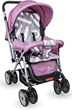 R for Rabbit Lollipop Lite Colorful Baby Stroller and Pram for Baby Kids Infants New Born Boys Girls of 0 to 3 Years (Purp...