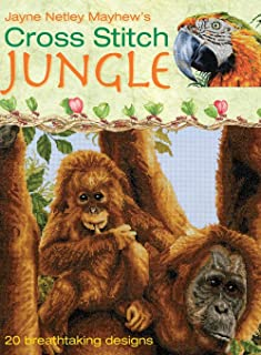 Best jungle cross stitch Reviews