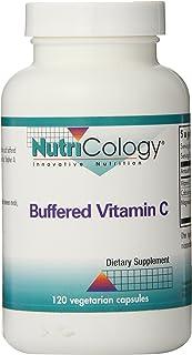 Nutricology Buffered Vitamin C 120 Veggie caps