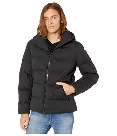 Save the Duck Bark 9 Puffer Jacket (Black) Men