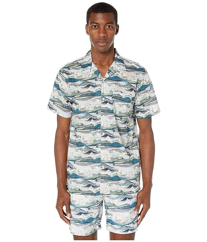 onia Vacation Shirt (Multi 2) Men