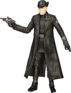Star Wars: The Force Awakens Black Series 6 Inch First Order General Hux