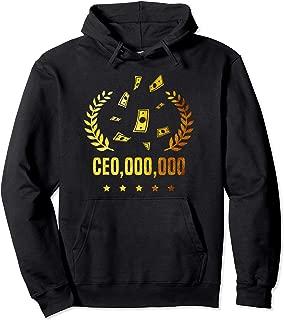 Entrepreneur CEO,000,000 Millionaire Businessman CEO Hoodie