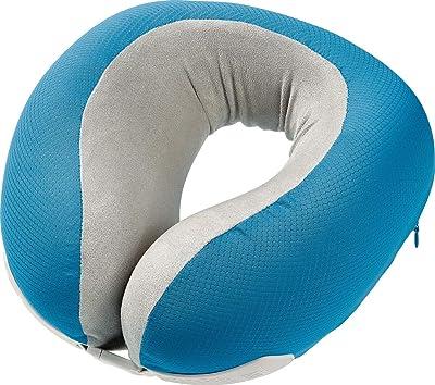 Go Travel Travel Memory Dreamer Foam Neck Pillow, Blue