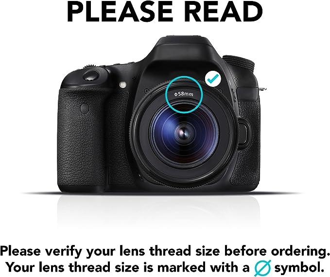 Zeikos Glasfilter Für Canon Vixia Hf R80 Hf R82 Hf Kamera