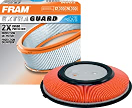 FRAM CA6850 Extra Guard Round Plastisol Air Filter