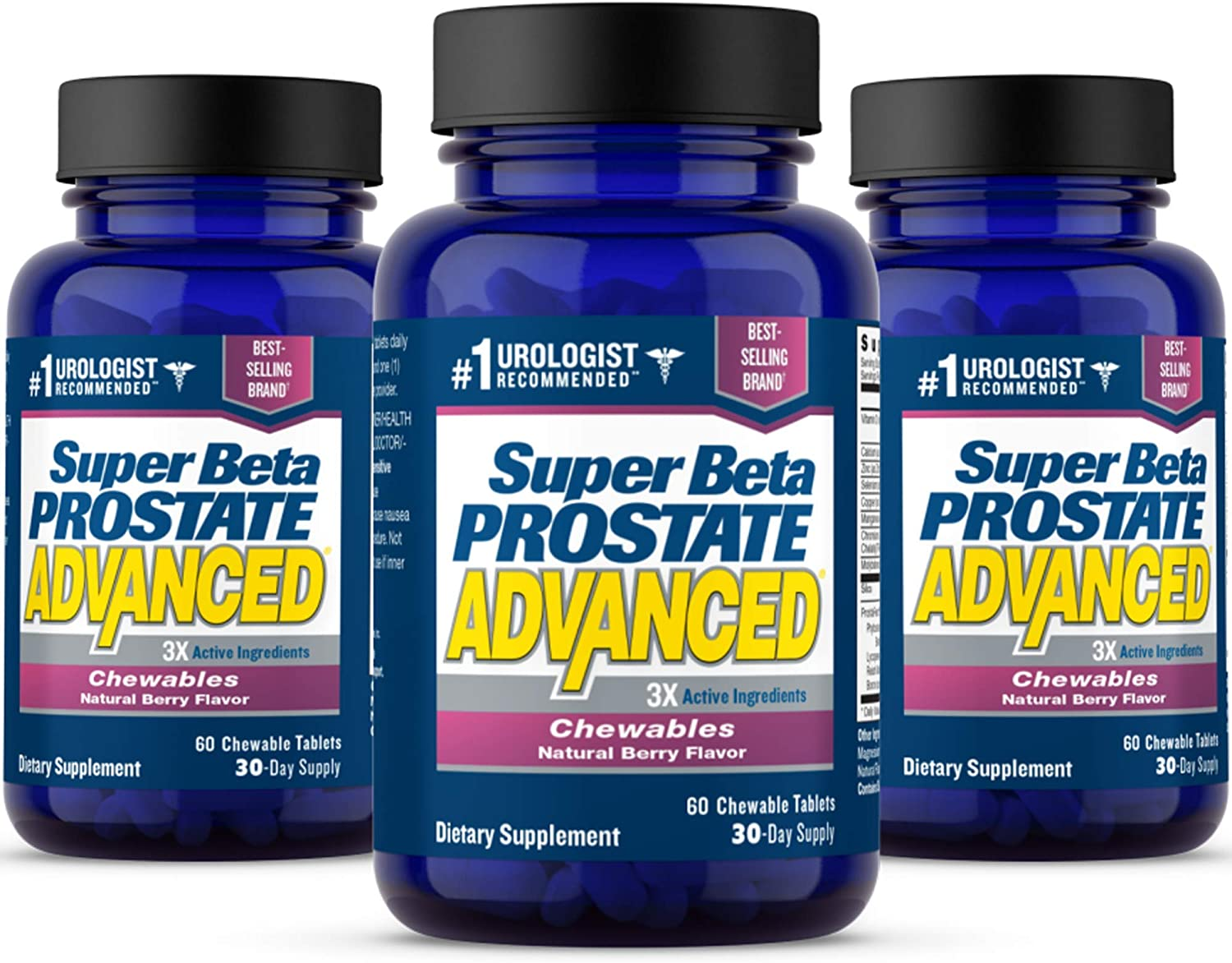 Super Beta Prostate Advanced Chewables for Mail Sale SALE% OFF order cheap - Supplement
