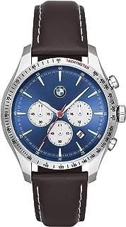 BMW Men's Chronograph Quartz Movement Watch with Date Window