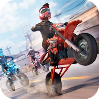 Real Motor Bike Racing - Motorcycle Race Games For Free