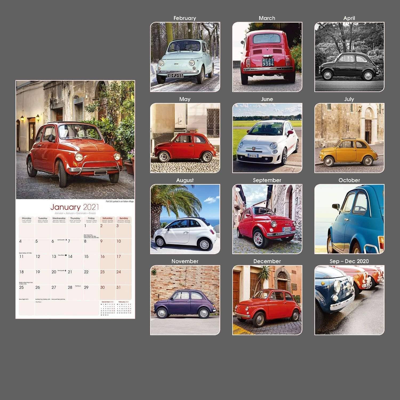 70s Superbikes Calendar Calendars 2020-2021 16 Month Premium Motorcycle Calendar Motorcycle Calendar