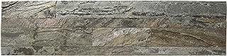 Aspect Peel and Stick Stone Overlay Kitchen Backsplash - Weathered Quartz (5.9