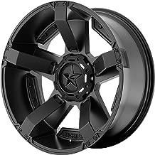 XD Series by KMC Wheels XD811 ROCKSTAR II Matte Black Wheel Chromium (hexavalent compounds) (17 x 9. inches /5 x 127 mm, -12 mm Offset)