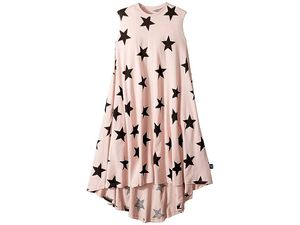 Nununu Star 360 Dress (Little Kids/Big Kids) (Powder Pink) Girl