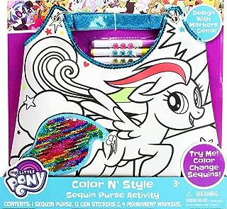 Tara Toys My Little Pony Color N Style Fashion Purse