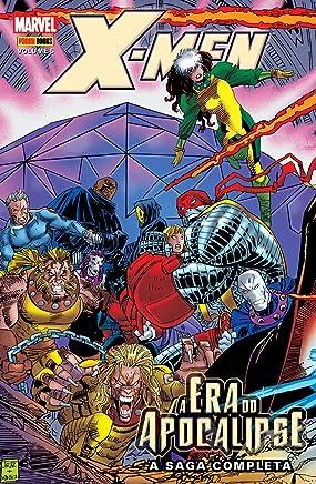X-Men - A Era do Apocalipse - Volume 5