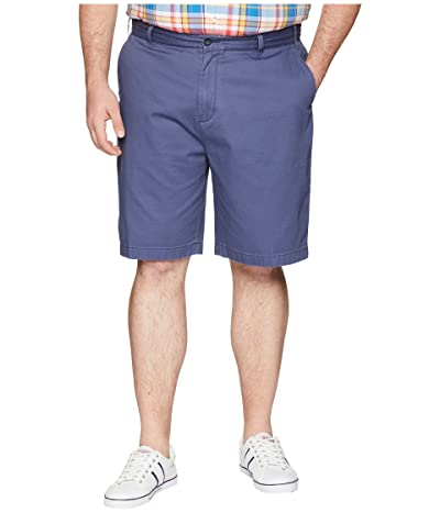 Nautica Big & Tall Deck Short (Blue Indigo) Men
