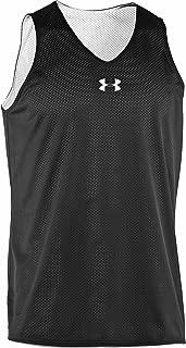 Under Armour UA Double Double Reversible Jersey LG Black