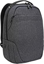 Targus Groove X2 Compact Modern Backpack for Slim Business Travel with Internal Zip Pockets, Quick Access Stash Pouch, Pad...