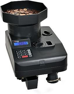 Cassida Heavy-Duty Coin Counter/Off-sorter (C-C850)