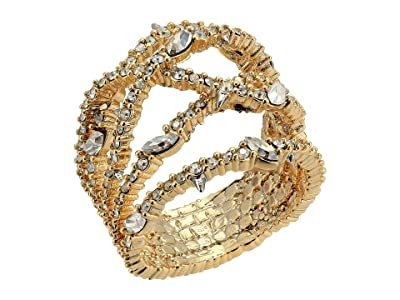 Alexis Bittar Pave Orbiting Ring (Gold) Ring