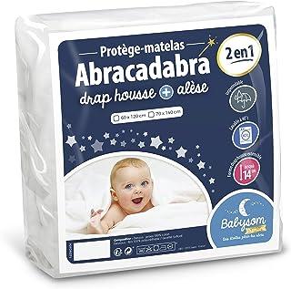 Babysom - Protector Colchón Cuna Bebé «2 en 1