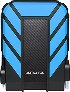 Adata HD710P 1Tb External HDD USB 3.2 Shock, Water And Dust Proof, Blue