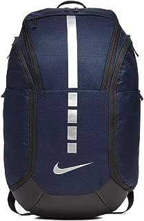 Hoops Elite Pro Backpack MIDNIGHT NAVY/BLACK/MTLC COOL GREY