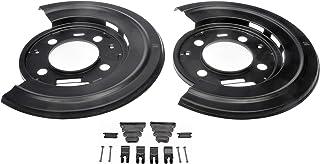 Dorman 924-224 Rear Passenger Side Brake Dust Shield for Select Ford Models, 1 Pair