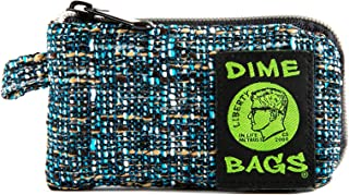 Padded Pouch - Soft Interior with Secure Heavy-Duty Zipper (5-Inch) (Glass)