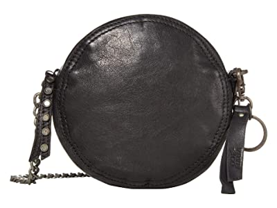 FRYE AND CO. Riley Circle Bag (Black) Cross Body Handbags
