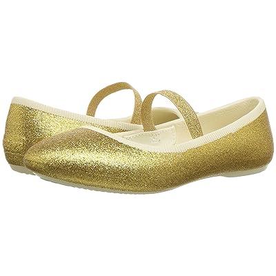 Native Kids Shoes Margot Bling (Little Kid) (Gold Bling) Girls Shoes