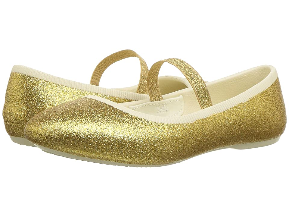 Native Kids Shoes Margot Bling (Little Kid) (Gold Bling) Girls Shoes