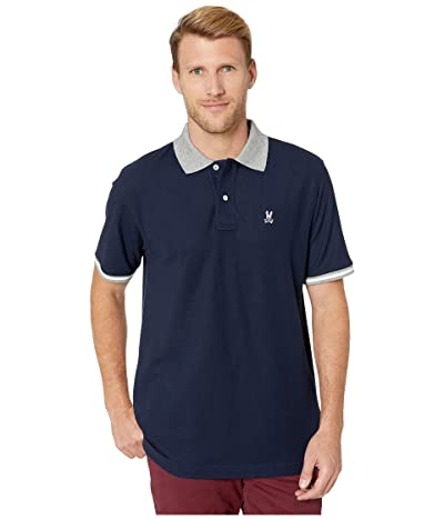 Psycho Bunny Fairholt Polo (Navy) Men