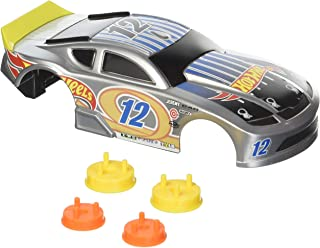 Hot Wheels Ai Speedway Spoiler Car Body & Wheels Custom Kit