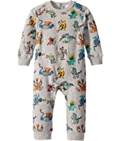 Stella McCartney Kids - Dragons Jumpsuit (Infant)