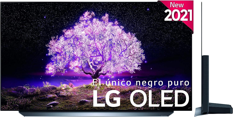 LG OLED OLED55C1-ALEXA 2021-Smart TV 4K UHD 139 cm (55