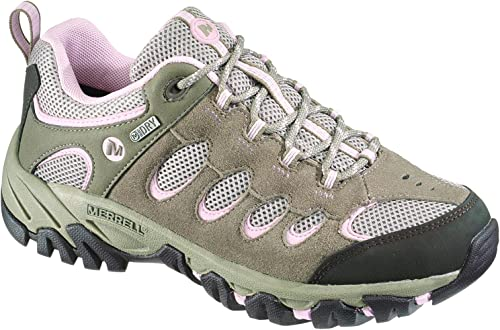 Merrell Ridgepass, zapatos de Low Rise Senderismo, mujer