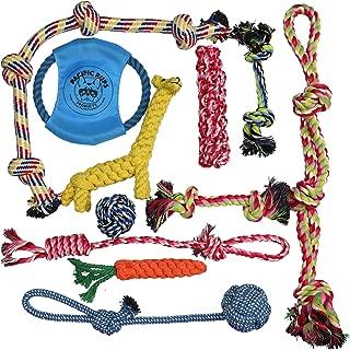 large rope dog toys