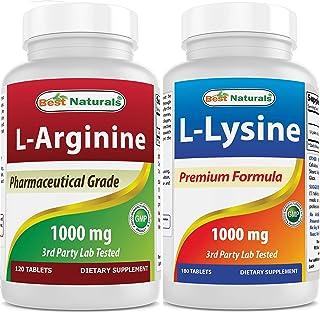 Best Naturals Arginine Lysine Combo