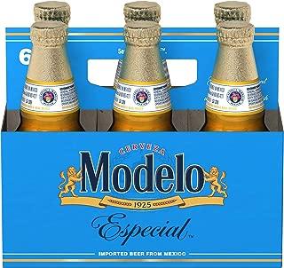 Modelo Especial, 6 pk, 12 oz bottles, 4.4% ABV