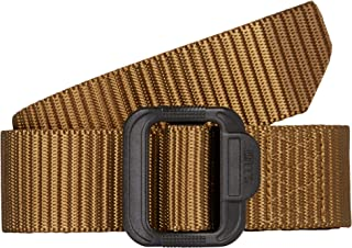 5.11 Tactical Men's 1.5-Inch Convertible TDU Belt, Nylon Webbing, Fade-and..