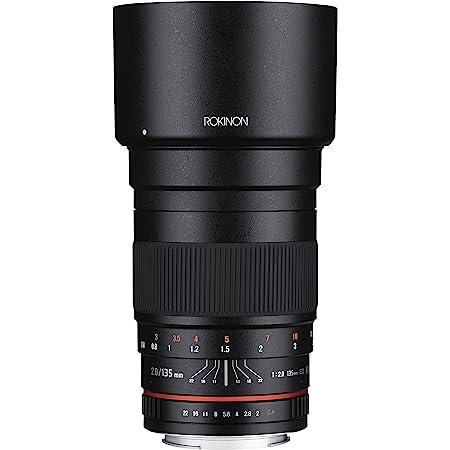 Samyang 135mm F2 0 Für Canon Ef Vollformat Und Aps C Kamera