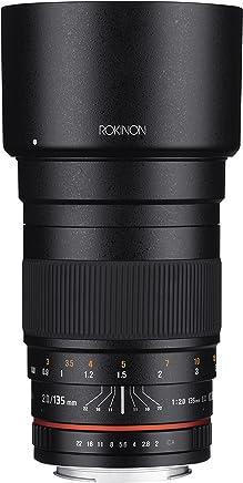 Rokinon ED UMC Telephoto Lens lente de proyección