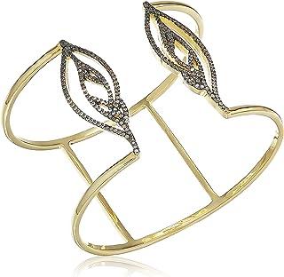 Noir Jewelry Aglow Bangle Cuff Bracelet
