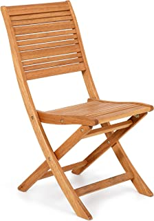 My_garden California Chair, Natural (Pack of 2)