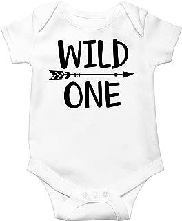 wild one birthday onesie