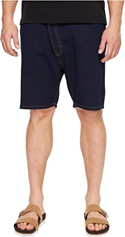 Anglomania Lee Shady Asymmetric Shorts