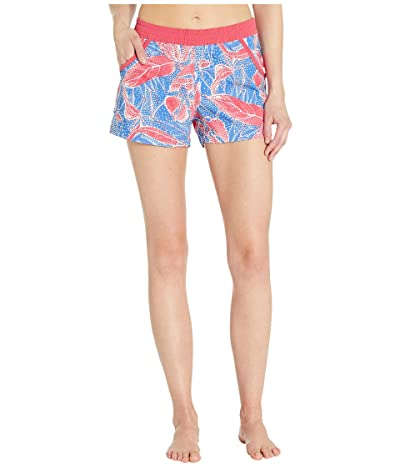 Columbia Tidal Shorts (Vivid Blue Dotty Palms) Women