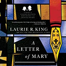 A Letter of Mary: A Novel of Suspense Featuring Mary Russell and Sherlock Holmes: The Mary Russell Series, Book 3